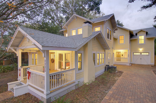 Cottage Favorite With Garage Addition: Old 1920s Cottage Remodeled To Award
