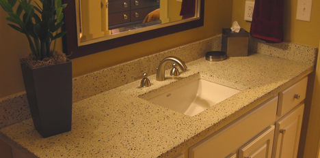 Jetson Green Ecox Recycled Concrete Surfaces