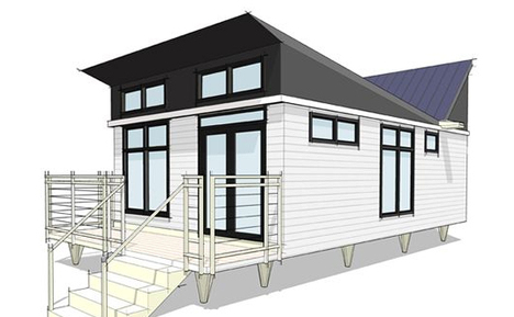 Reducing home building costs with ove design and for Cheapest type of house to build
