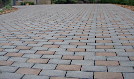 Jetson Green Light Durable Recycled Content Pavers