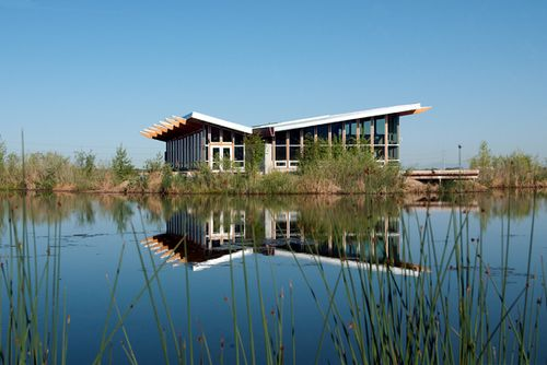 Jetson Green Wetland Discovery Point Takes Platinum