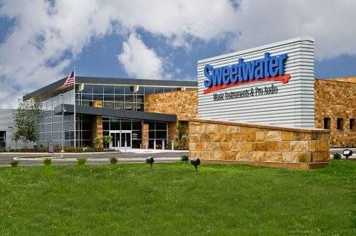 Sweetwater HQ Gets LEED Platinum