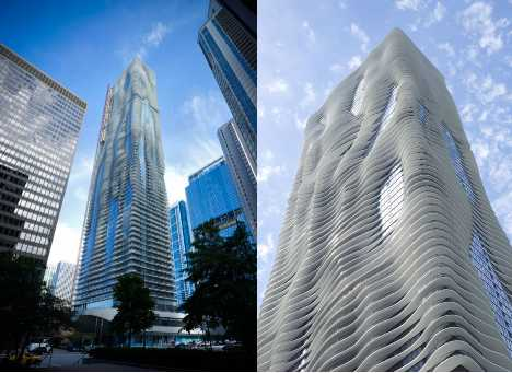 Chicago Awaits a LEED Aqua Tower