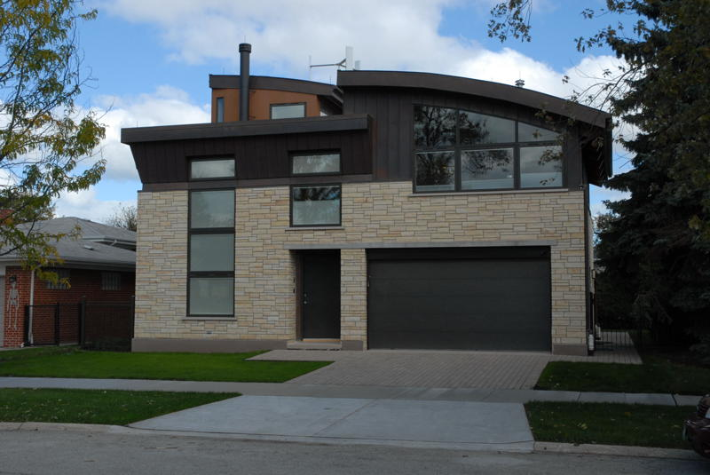 Helenowski Residence Chicago IL Front