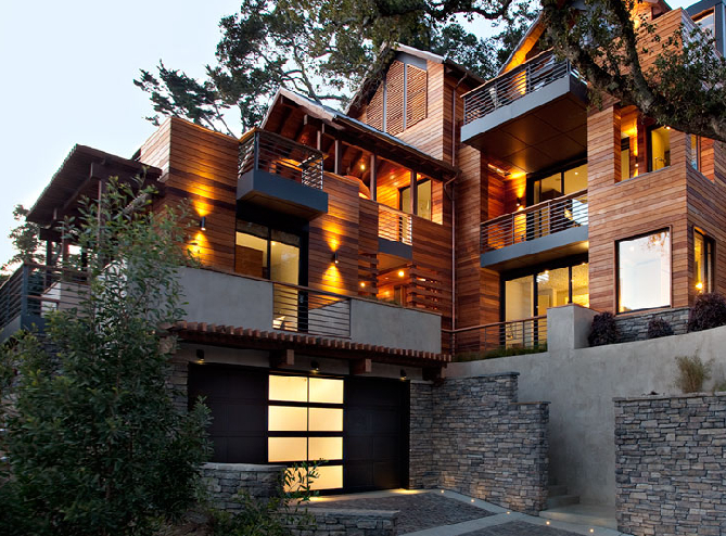 Jetson green 19 stunning platinum projects of 2010 for Leed certification for homes