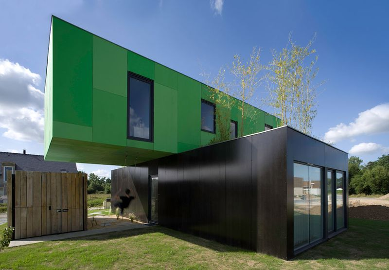 Shipping Container Projects jetson green - 15 shipping container projects of 2010
