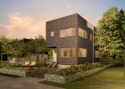 Greenfab LEED Platinum Prefab for Seattle