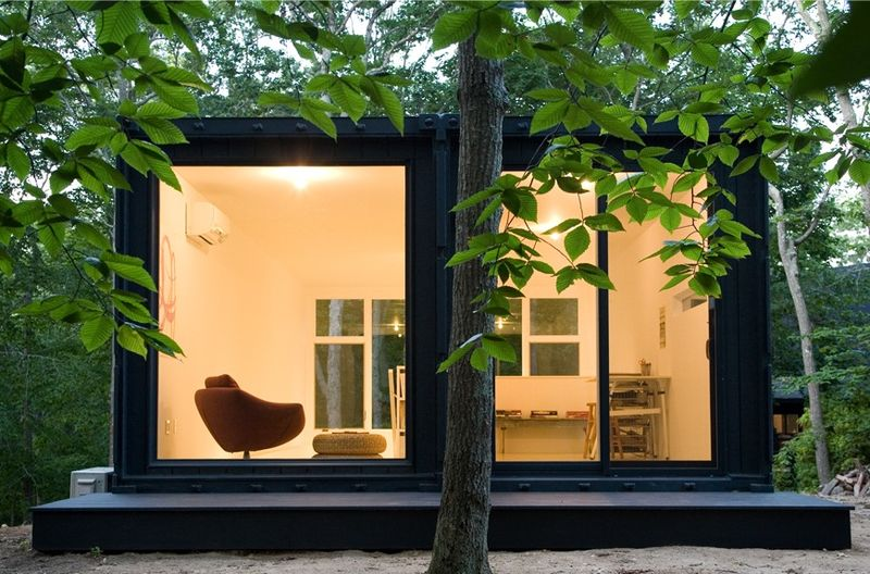 Jetson green 15 shipping container projects of 2010 - An artists home ...