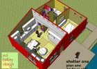 The Shelter Series Cutaway