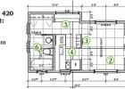 6 Rooms in 420 Square Feet