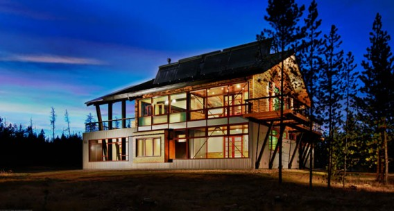 Jetson Green The Fraser Net Zero Energy House