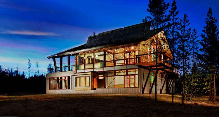 Net Zero Home Design net zero doesnt have to be ugly The Fraser Net Zero Energy House