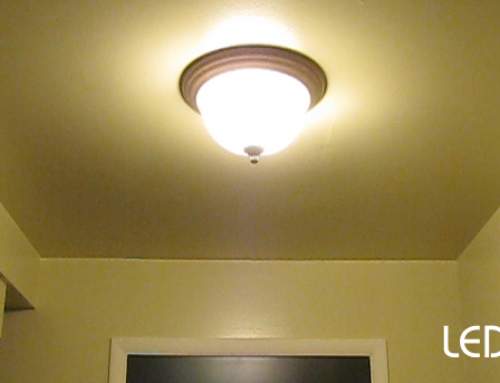 Home Lighting: Keep An Eye on LEDs