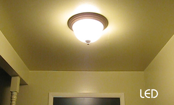 LED Light Example