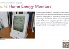 Trendwatch 42 Home Energy Monitors