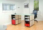 Yube Cube Office Desk