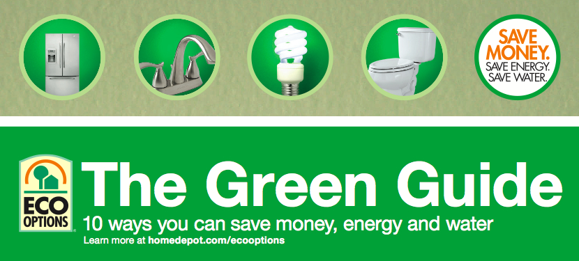 Jetson green how to save money energy and water for Green home guide