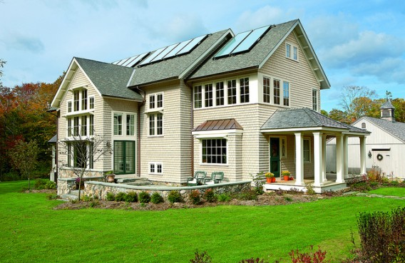 Jetson Green Traditional Nze Home In Connecticut
