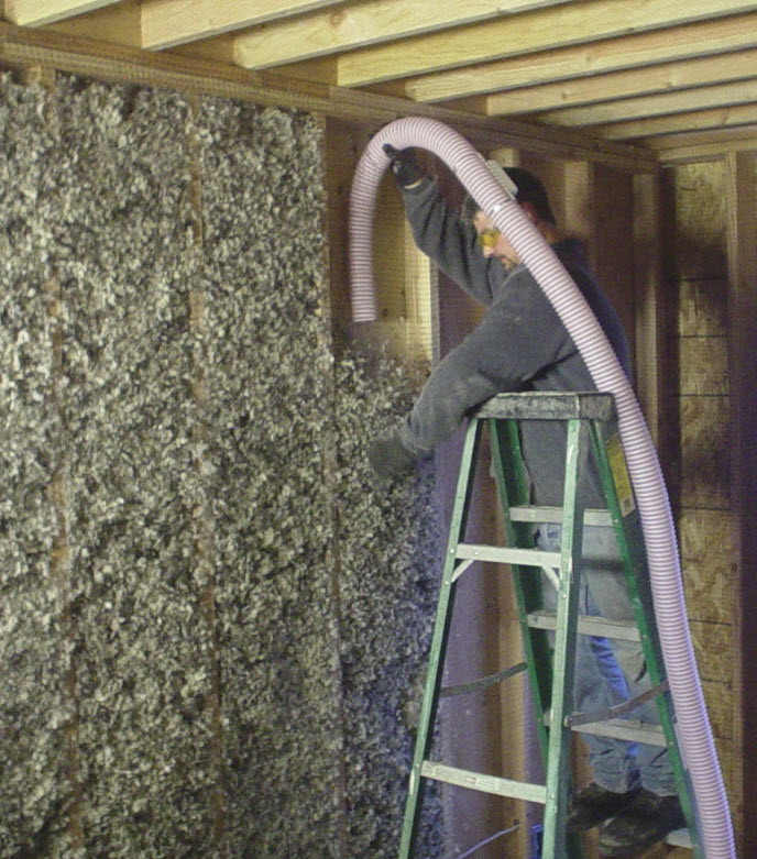 Jetson Green Natural Wool Insulation From Oregon