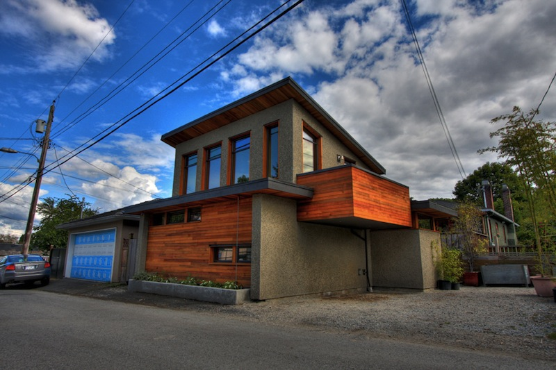 jetson green efficient sips lanefab house in vancouver