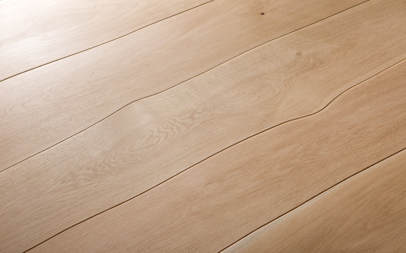 Jetson green shapely natural wood floors by bolefloor for Wood flooring natural