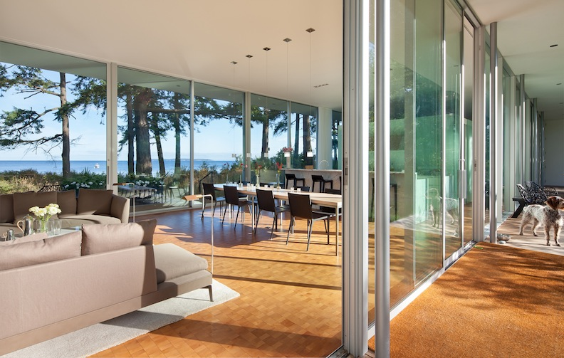 North Beach Residence - view