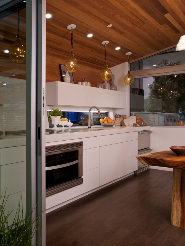 Jetson green dwell show prefab to be sold on ebay for Prefab kitchens prestons