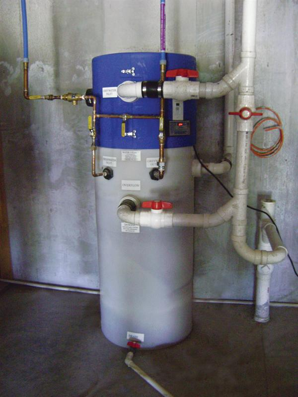 Water Legacy - Installed System