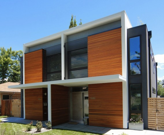 Modern Infill Project is Healthy, Efficient