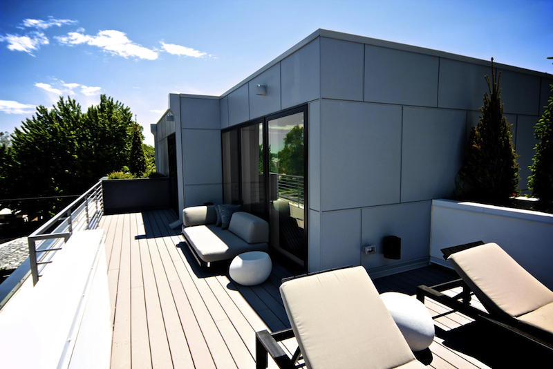 Jetson Green Modern Infill Project Is Healthy Efficient