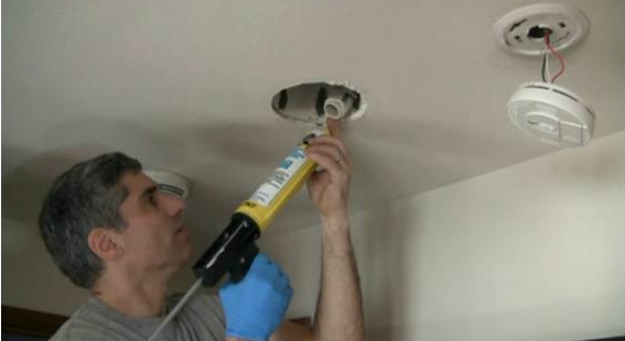 Jetson green how to air seal recessed can lights aloadofball Image collections