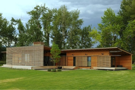 Montana Prefab Reacts to the Elements