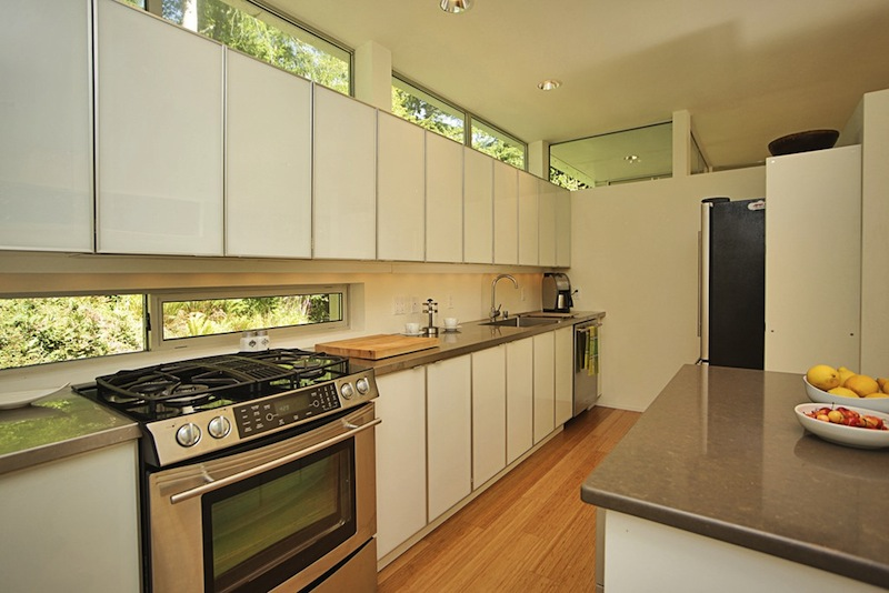 Jetson Green Lv Series Prefab Home On Whidbey Island