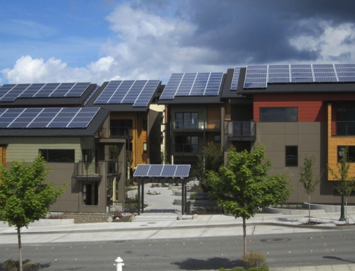 zHomes Use Zero Net Energy in Issaquah