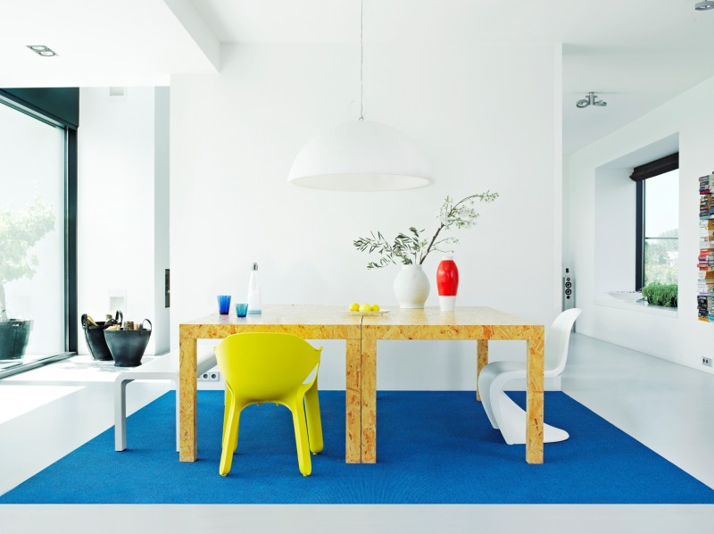 Cleaner Indoor Air with Desso Carpet