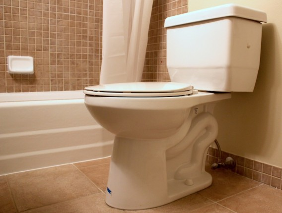 EPA WaterSense Toilet