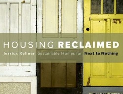 Housing Reclaimed for Next to Nothing