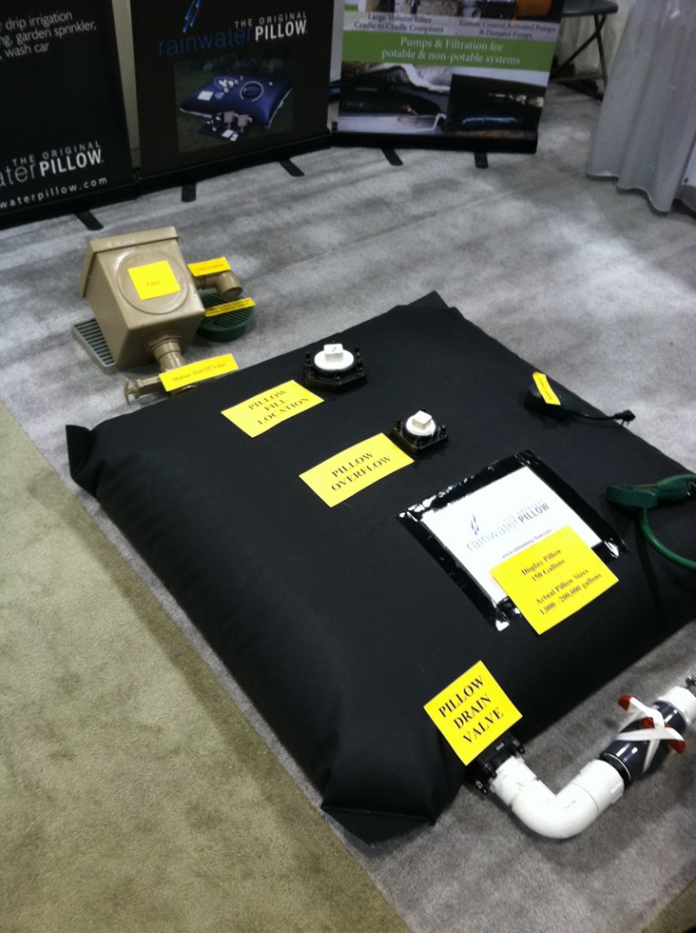 Rainwater Pillow Kit