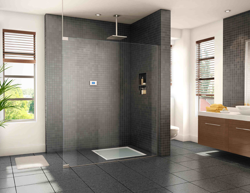 jetson green smart ecov a enables guilt free showers. Black Bedroom Furniture Sets. Home Design Ideas