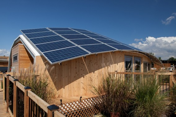 Jetson Green Stunning Net Zero Energy Homes Of 2011