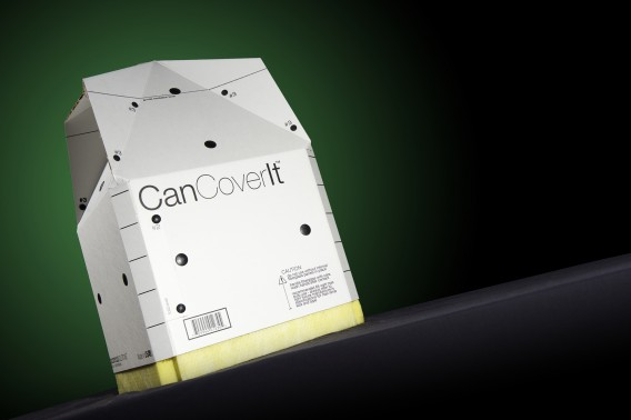 Illuminate and Insulate with CanCoverIt
