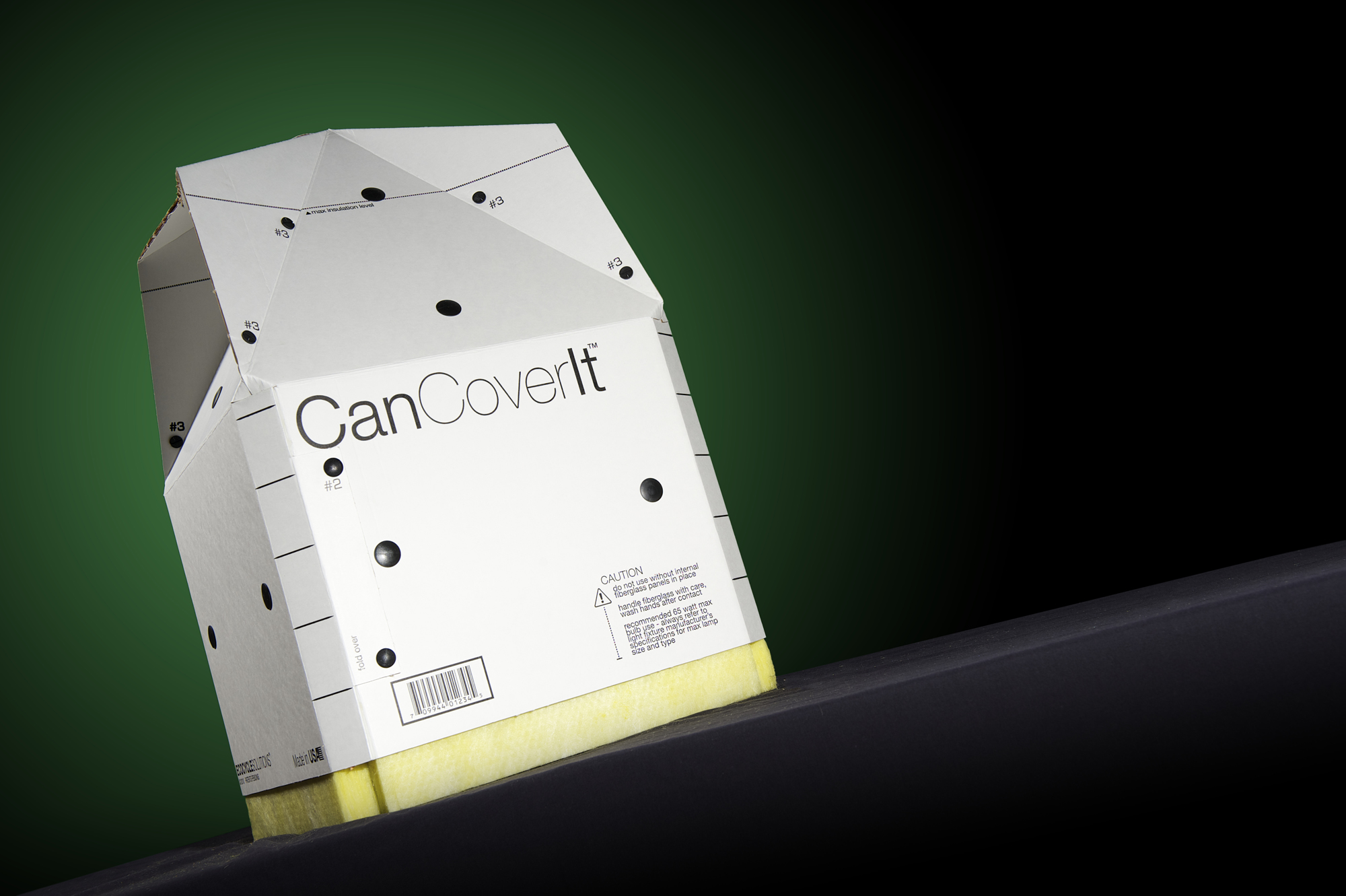 jetson green illuminate and insulate with cancoverit