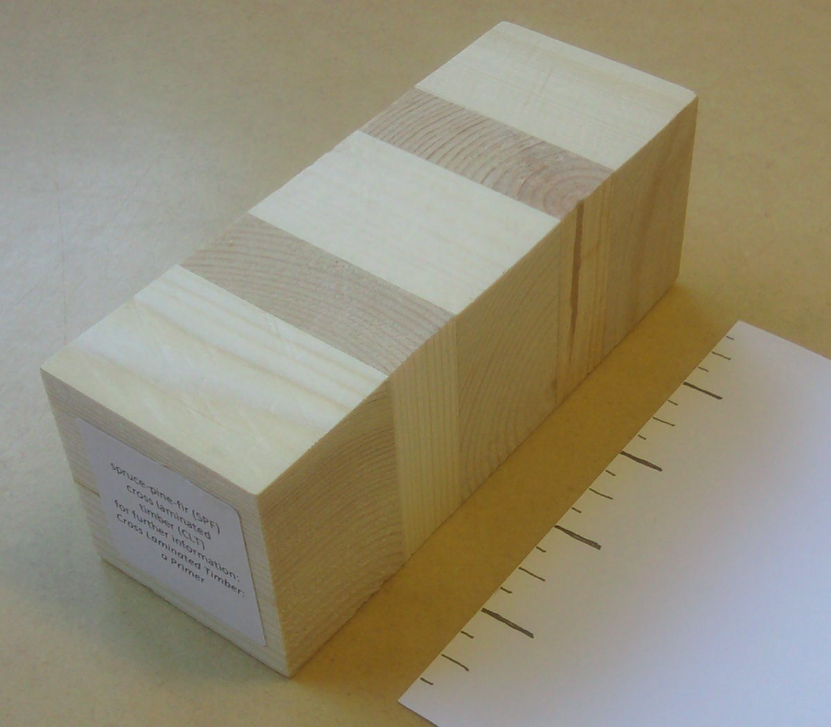 cross laminated timber The state legislature earlier this year called on the washington state building code council (wsbcc) to adopt rules for cross-laminated timber (clt) use when building residential and commercial buildings.