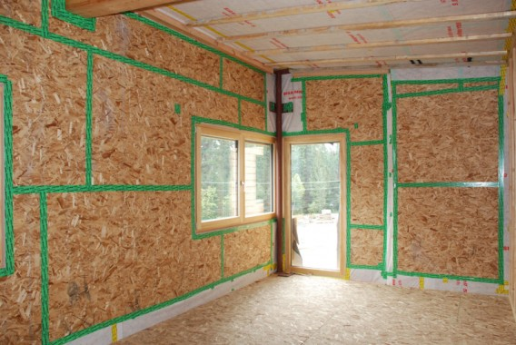 Jetson green a wood panel system for passivhaus for Sip prefab garage