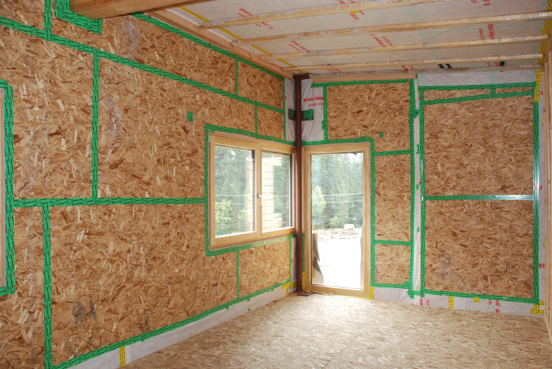 Jetson Green A Wood Panel System For Passivhaus