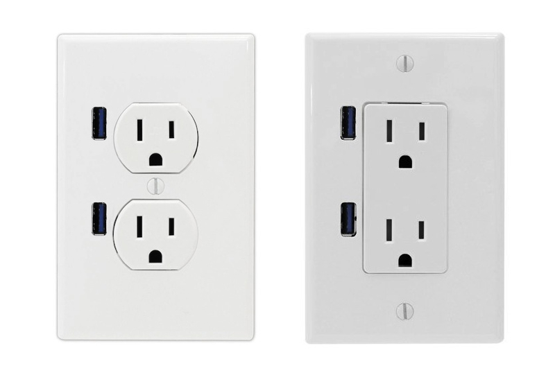 Jetson Green - USB U-Socket is People's Choice at KBIS