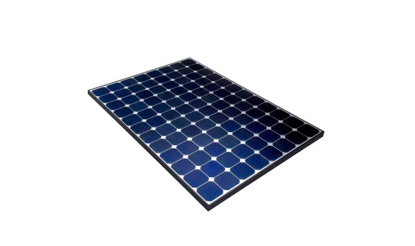 how to clean sunpower solar panels