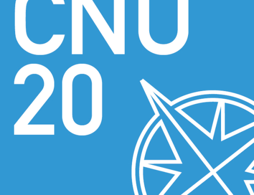 Live from CNU 20 beginning Wednesday!
