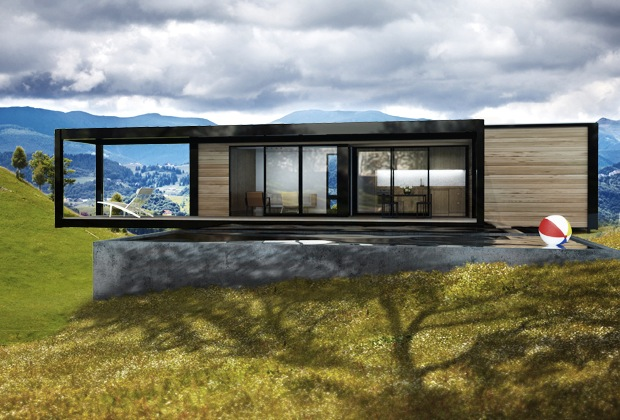 Jetson green connect homes to reinvent modular prefab for Pre fab modern homes