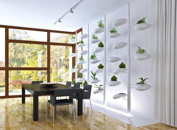Etonnant Live Screen Vertical Garden For The Home